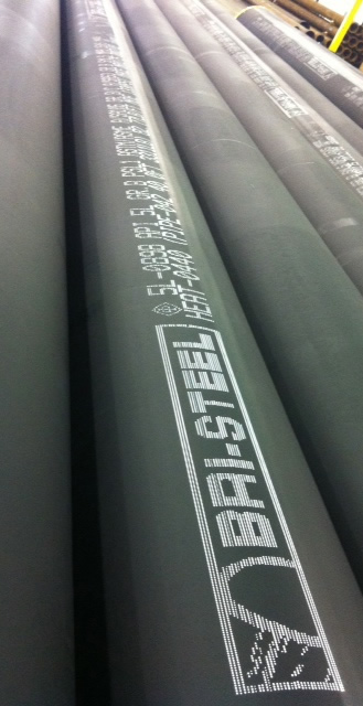 Bri-Steel Seamless Pipe Manufacturer Approved Manufacturing Lists